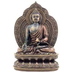 Medicine Buddha   Buddha of Healing Statue Sculpture: Home & Kitchen