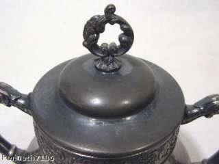 Quadruple Plate Anchor 2026 Tea Set Sugar Creamer Bag Dispenser