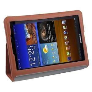 thin Slim leather Case Cover Skins for Samsung Galaxy Tab 7.7