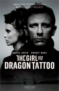 The Girl with the Dragon Tattoo   UK Style Masterprint at AllPosters