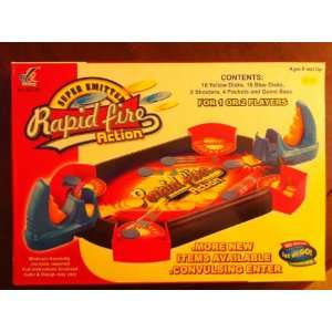Rapid Fire Action Toys & Games