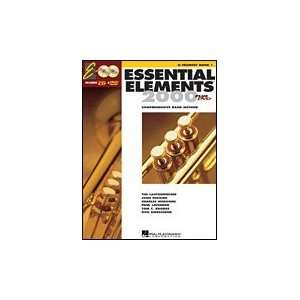 2000 plus DVD Band Method Book 1   Trumpet Musical Instruments
