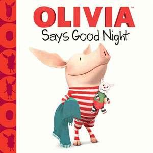 Olivia Says Good Night, Pulliam, Gabe Childrens Books