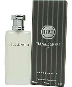 Hanae Mori Mens 1.7 oz Eau De Parfum Spray