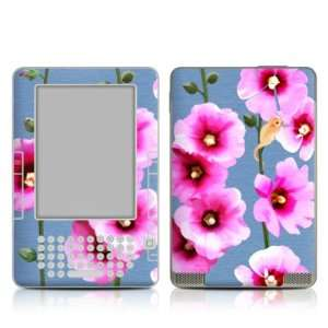 Tasty Pink Bits Design Protective Decal Skin Sticker for  Kindle