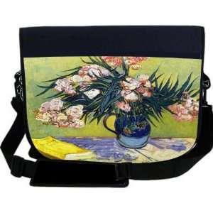 Art Still Life with Oleander NEOPRENE Laptop Sleeve Bag Messenger Bag