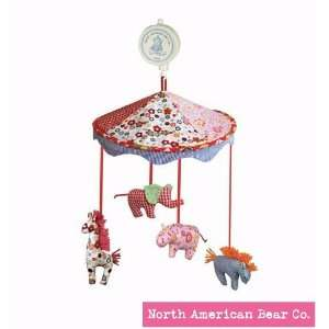Collection Mobile by North American Bear Co. (6045) Toys & Games