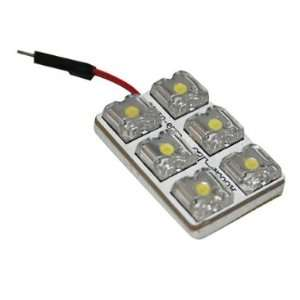 Eurolite Super High Powered Dome Light Panel 6 LEDs