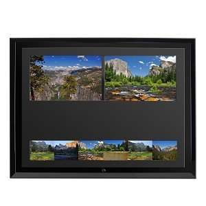 Frame &  Player w/Two 9 LCDs & Six 3 LCDs (Black)