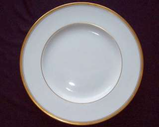ROYAL WORCESTER CHINA VICEROY GOLD LUNCHEON PLATE 9 1/8