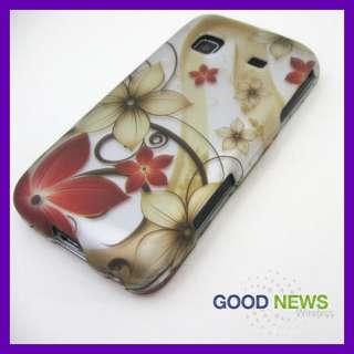 for Straight Talk Samsung Galaxy Precedent   Autumn Flower Hard Case