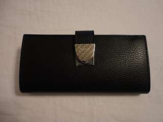 NIB 100% Authentic GUCCI Women Signoria Leather Clutch Wallet / Mini