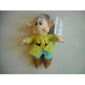 Walt Disney Snow White and the Seven Dwarves Dopey Stuffed