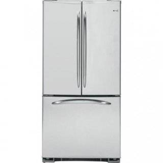 36 25.5 cu. ft. French Door Refrigerator, Ice/Water   Stainless Steel