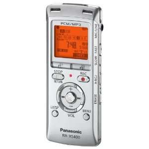 RR XS400 2 GB Personal IC Digital Voice Recorder Silver Electronics