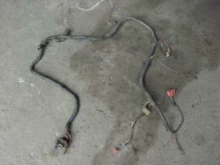 BMW E36 Engine Wiring Harness Complete 5 SPD Manual 95 318i ... Jeep Cj Engine Wiring Harness on