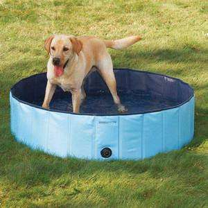 EXTRA TOUGH SWIMMING POOL for DOGS Heat Relief NWT