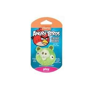 6 PACK ANGRY BIRDS CATNIP HEADS, Color: MULTI (Catalog