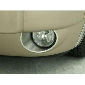 422017 Chevy HHR Stainless Steel Fog Light Trim   Polished Automotive