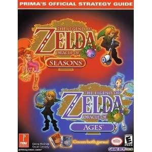 The Legend of Zelda Oracle of Seasons & Oracle of Ages