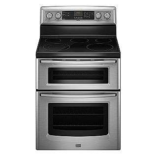 30 Double Oven Freestanding Electric Range  Maytag Appliances Ranges