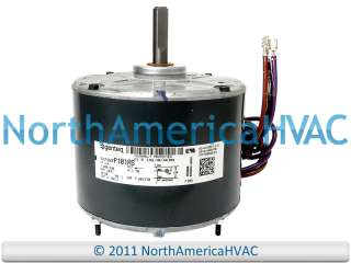 Trane Amer Standard Condenser FAN MOTOR 1/4 HP MOT02952