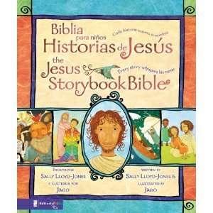 de Jesus / The Jesus Storybook Bible: Cada historia susurra su nombre