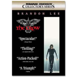 Brandon Lee   The Crow DVD  Shop Ticketmaster Merchandise
