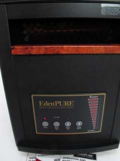 EdenPURE Quartz Infrared Portable Heater GEN3