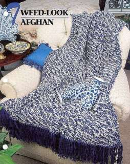 Crochet Afghan Patterns N Hook : Pineapple Lace Afghan Annies Crochet Pattern
