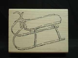 PrintWorks rubber stamp, VARIOUS DESIGNS   MEDIUM