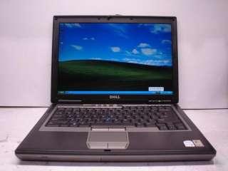Dell Latitude D620 Laptop Intel Core Duo 2.0GHz 1GB RAM