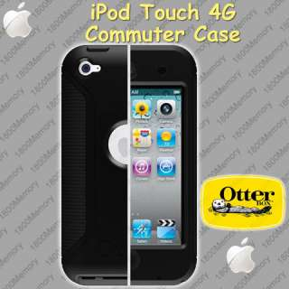 GENUINE OtterBox Commuter Case for Apple iPod Touch 4G
