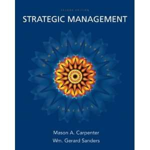 Strategic Management Concepts (2nd Edition) [Paperback