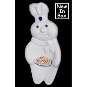 Pillsbury Doughboy Spoon Rest Cookies 1998 Benjamin & Medwin: