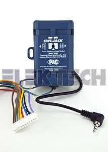 PAC SWI JACK STEERING WHEEL CONTROL FOR JVC KW AVX740