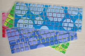 US Keyboard Skin Cover Protector for Dell Inspiron 15R N5110 M511R