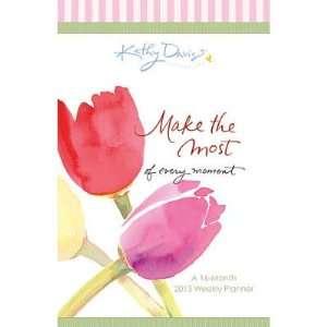 6x9) Kathy Davis 16 Month 2013 Weekly Planner Calendar