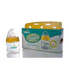 Pampers Natural Stages BPA Free Stages Nurser   3 Pack   Stage 1   5