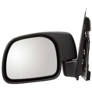 17/01 Paddle Type Power Heated Mirror Left Black Textured FDS09410DL