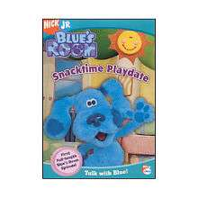 Clues, Blues Room Snacktime Playdate DVD   Pbs Paramount