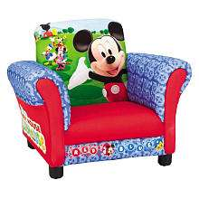 Mickey Mouse Upholstered Chair   Delta   BabiesRUs