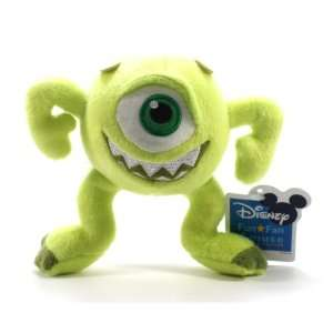 Sega Official Disney Pixar Characters Plush   5 Mike Wazowski : Toys