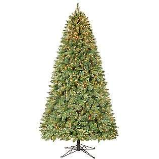9ft. Bristol Mixed Pine Tree Indoor Clear Lights  Holiday Holiday