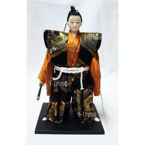Samurai Warrior Style 3 Figurine  Home & Kitchen