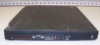 IBM THINKPAD T60p LAPTOP CORE DUO 2.1GHz/ 2GB/ 160GB