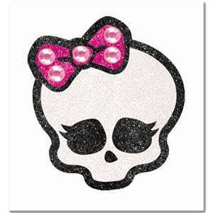 Monster High Body Jewelry   Skullette (1)