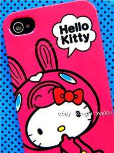 Hello Kitty X Rody Horse iPhone 4 Case Protecting Cover
