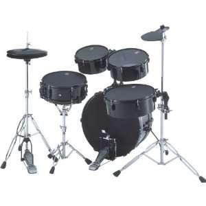 Pearl Rhythm Traveller 5 Piece Drum Set Musical Instruments