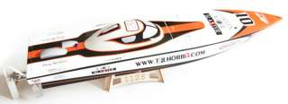 Water Blaster V Hull Fiberglass Electric RC R/C Speed Boat Ready To